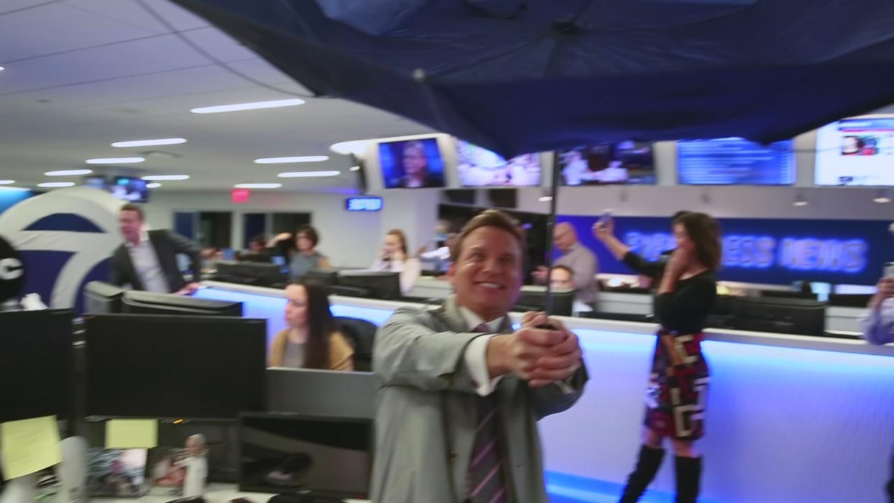Mannequin challenge: Eyewitness News edition
