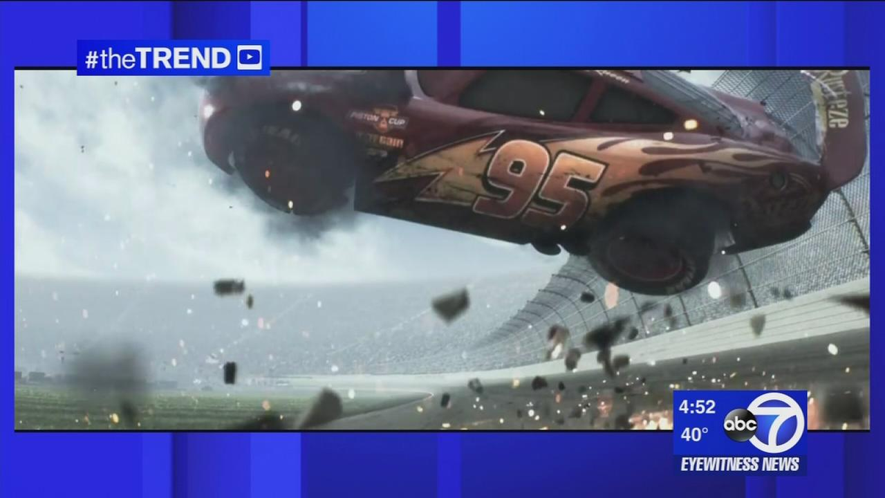 The Trend: Disney releases teaser for Cars 3