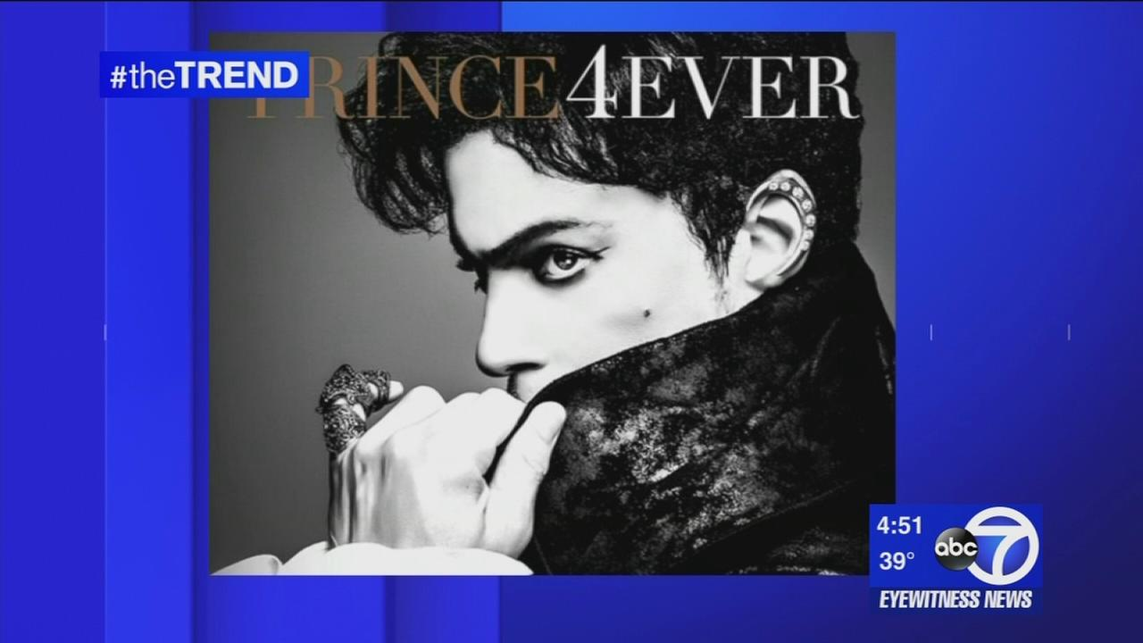 The Trend: Princes estate releases more of the beloved artists music