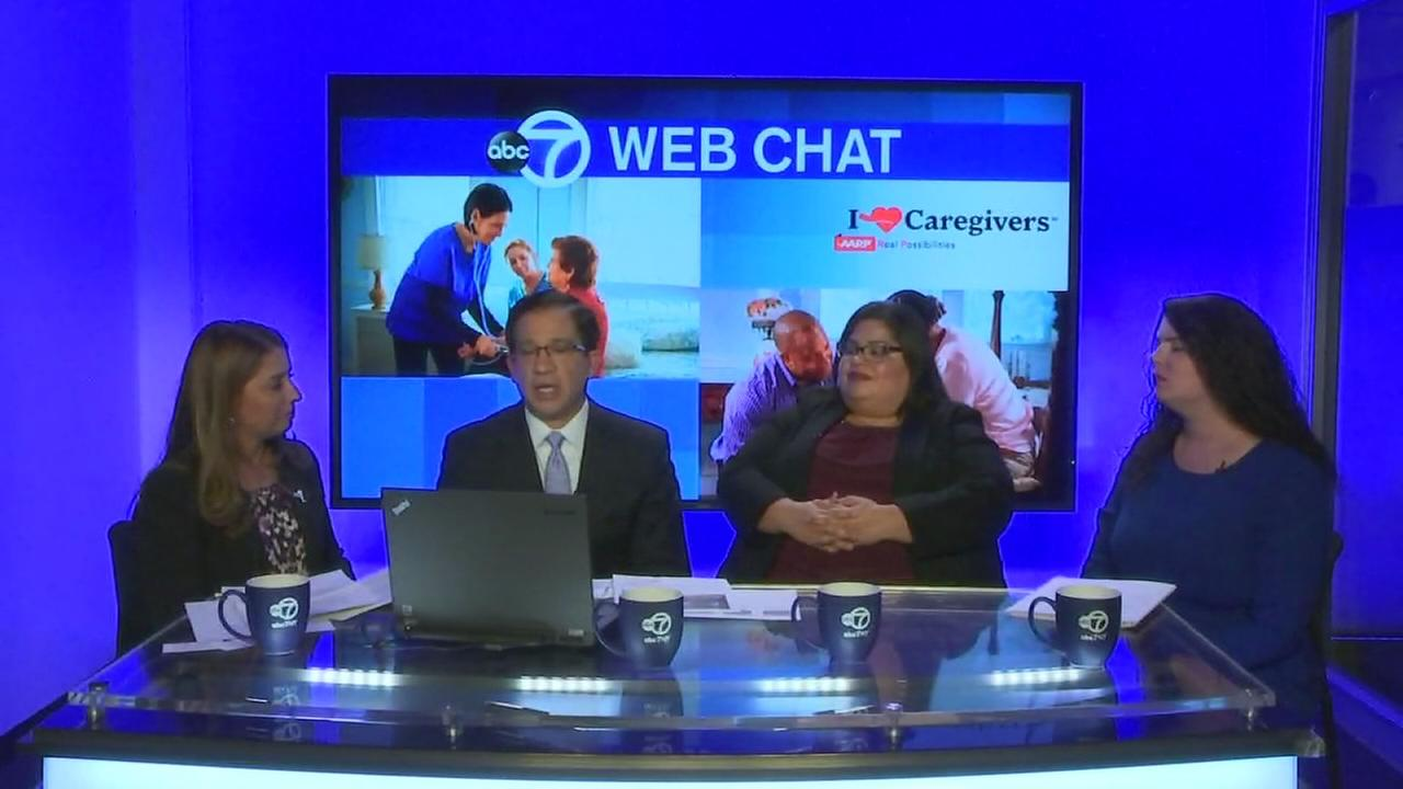 Web Chat Part 4: The CARE Act and family caregiving