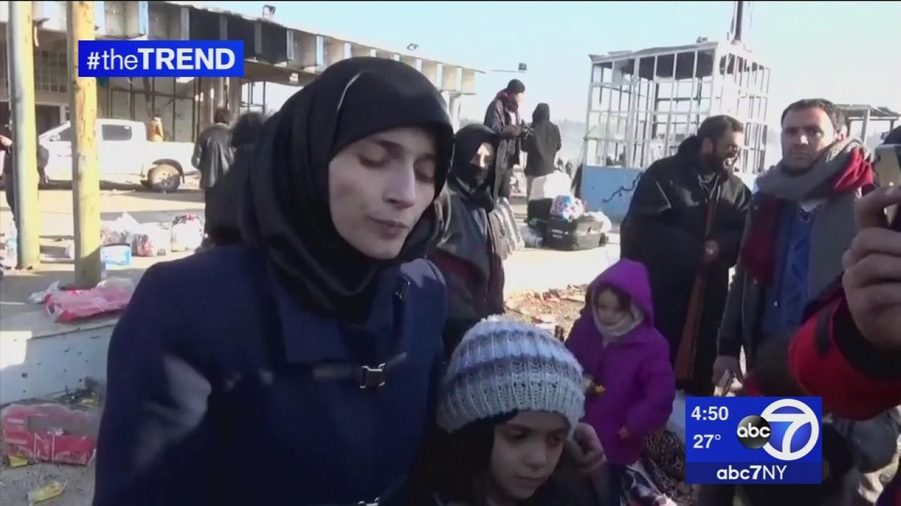 The Trend: 9 year-old tweeter from Aleppo escapes safely