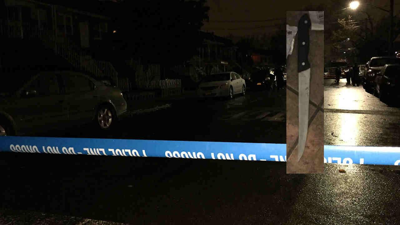 A man died in Canarsie after a police-involved shooting.