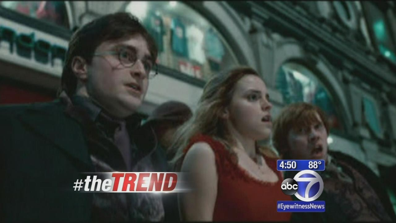 #theTREND: Harry Potter, Kim Kardashian, Tom Hanks, and more