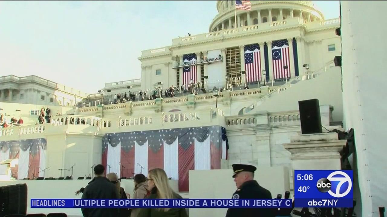 Dems bowing out of Trump inauguration