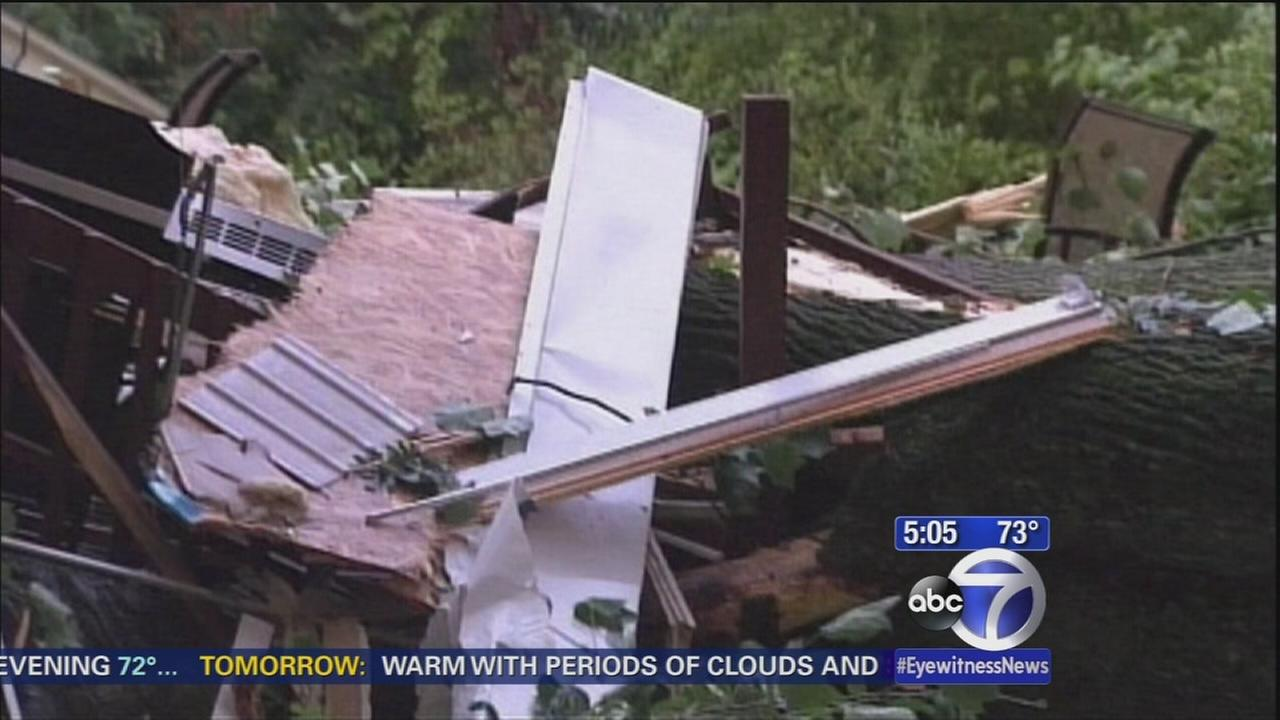 Deadly storms tear through midwest, mid-Atlantic