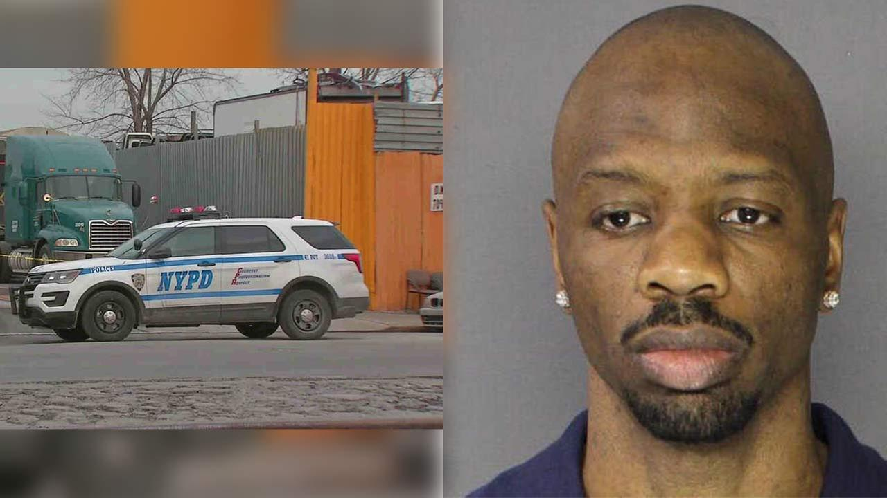 Man accused of dumping woman's body parts at Bronx trash facility charged with murder