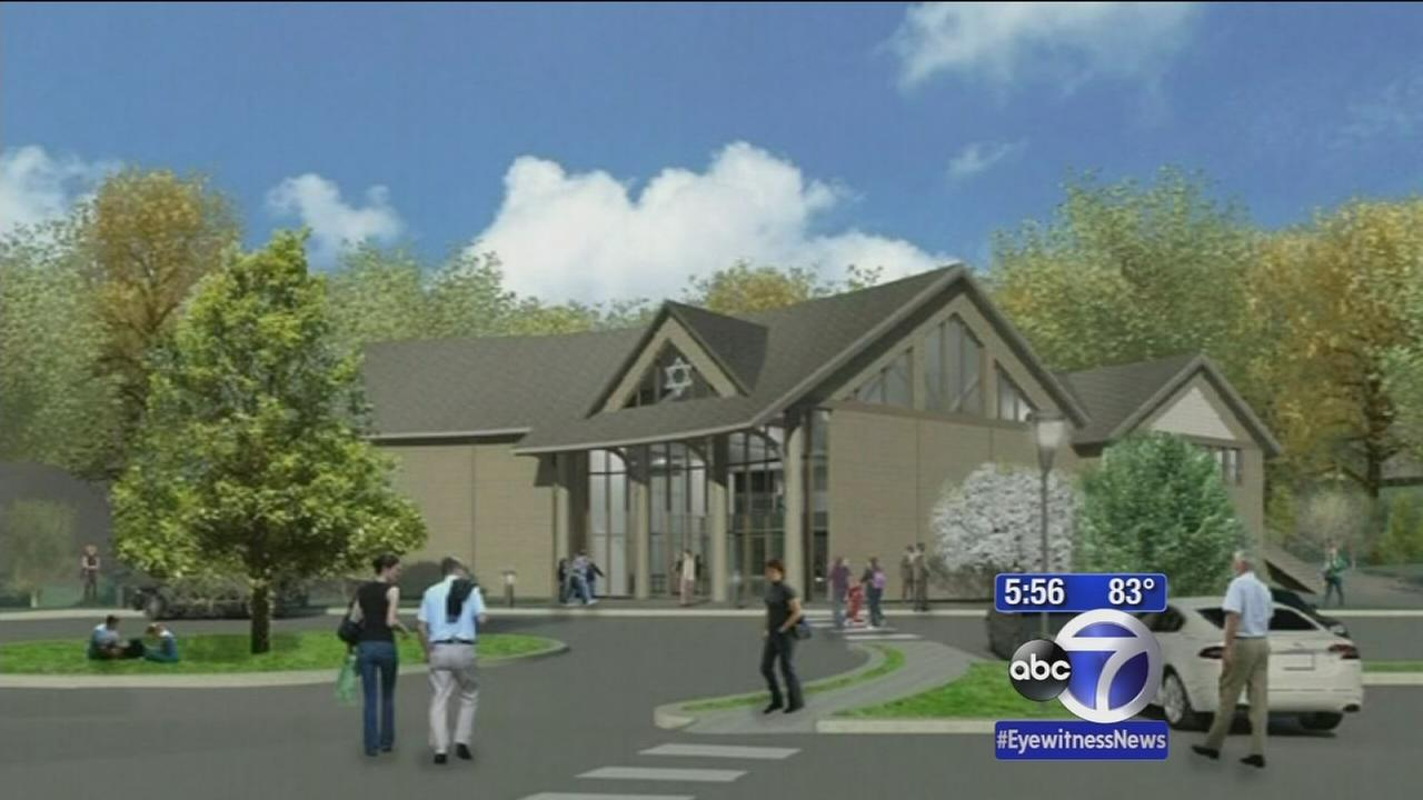 Synagogue battles Greenwich officials over plans to expand
