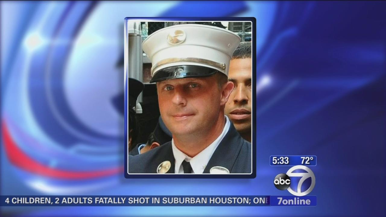 Family friends to bid final farewell to firefighter killed in Brooklyn