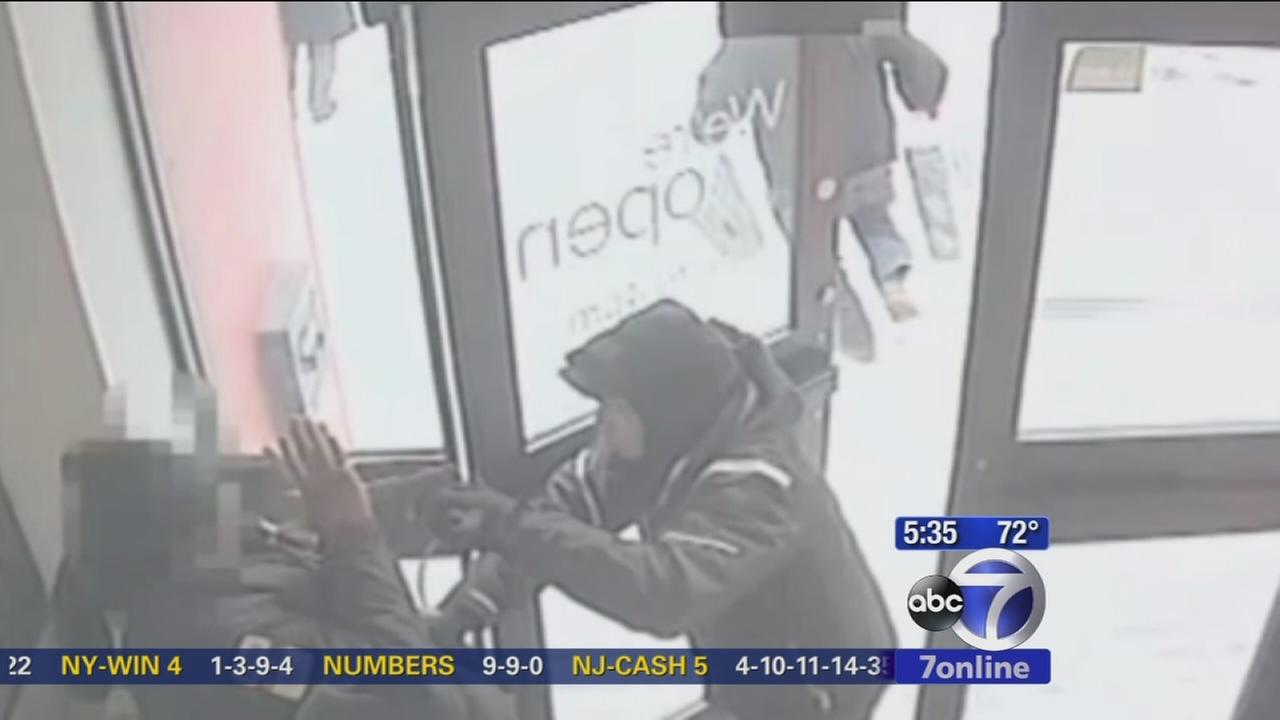 FBI releases video in Queens armored car heist