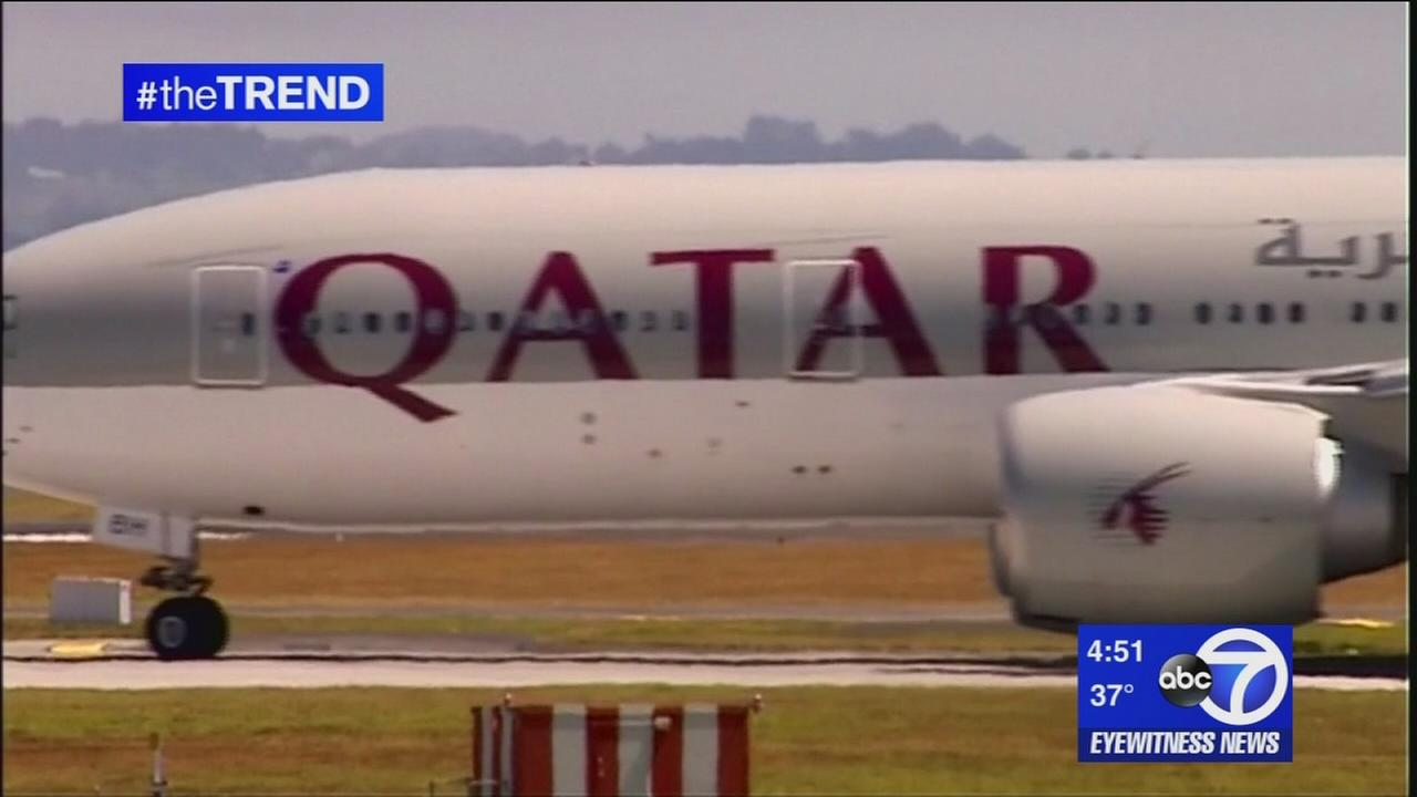 The Trend: Madonna, Qatar airlines, snowball fights, little surfer dancing