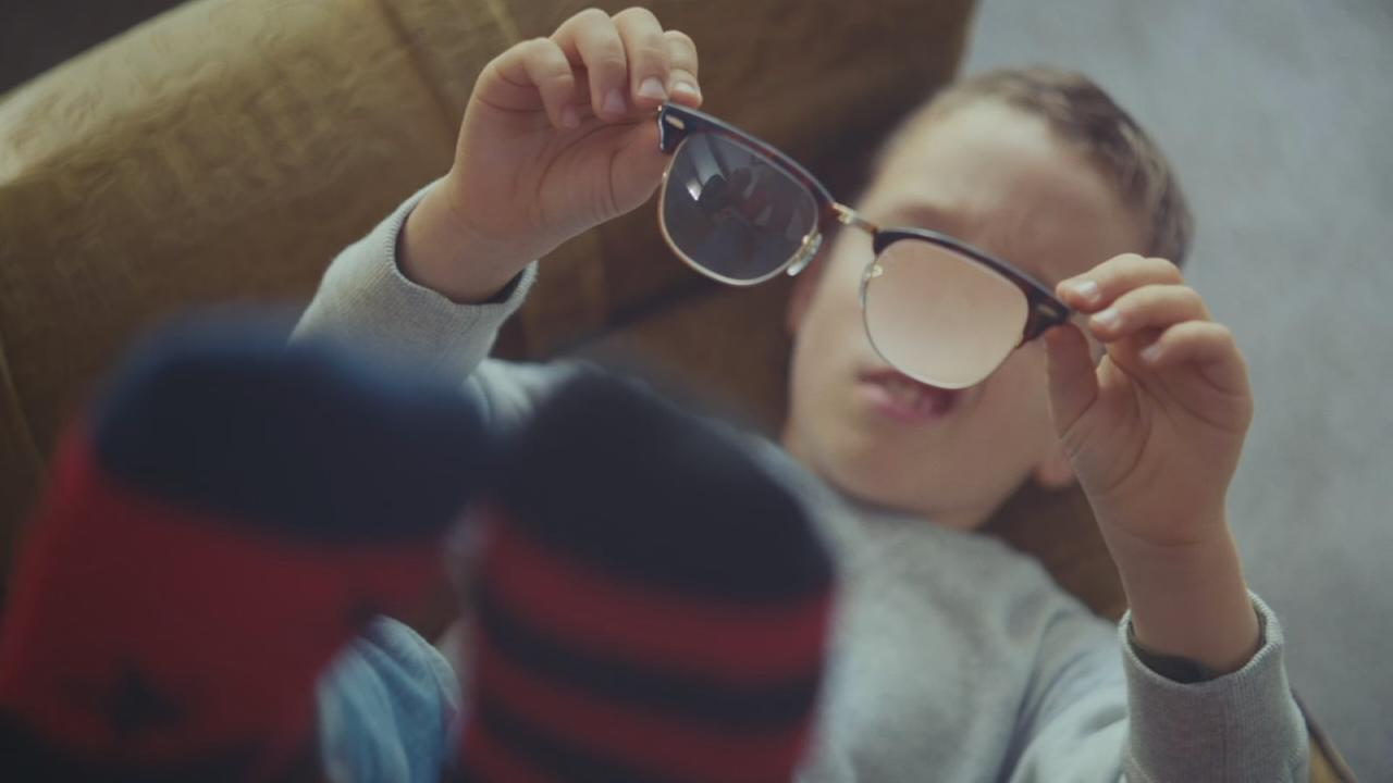 Pearle Vision: Caring for those you love