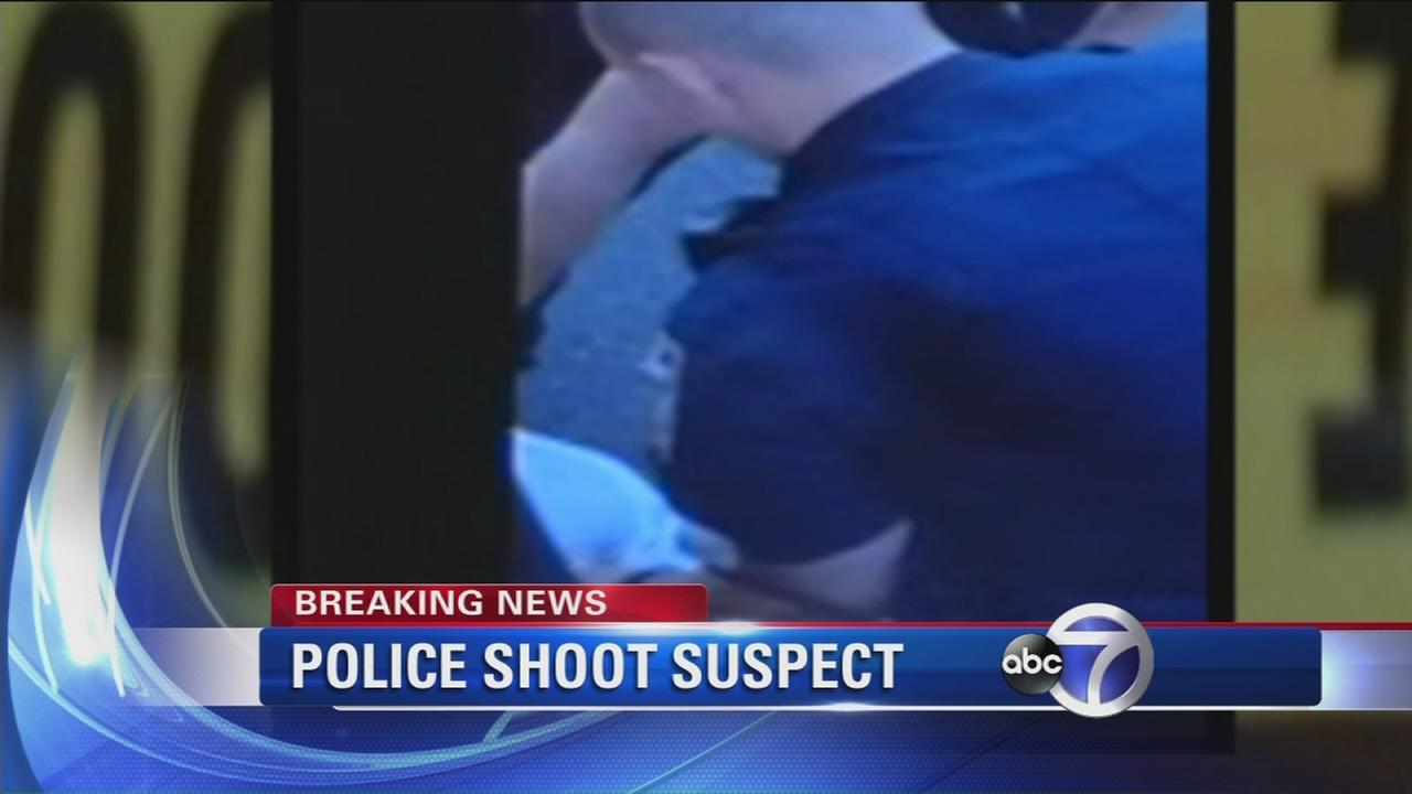 Police shoot suspect in Canarsie