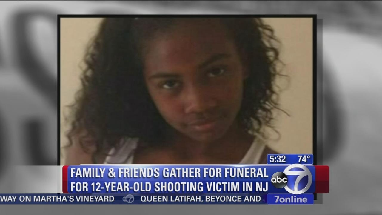 Family, friends, community to bid final farewell to gunned-down girl