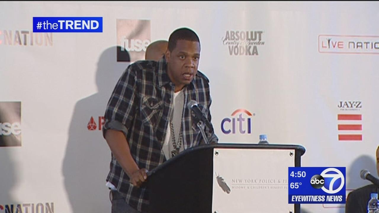 The Trend: Jay Z inducted into Songwriters Hall of Fame