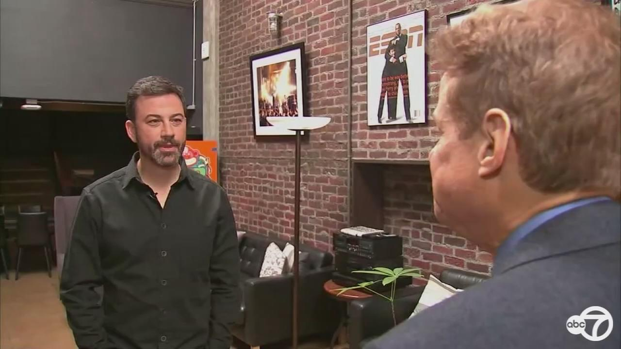 Jimmy Kimmel on the Oscars