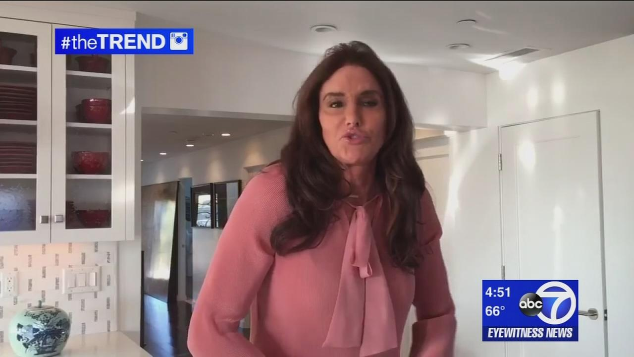 The Trend: Caitlyn Jenners message to Trump