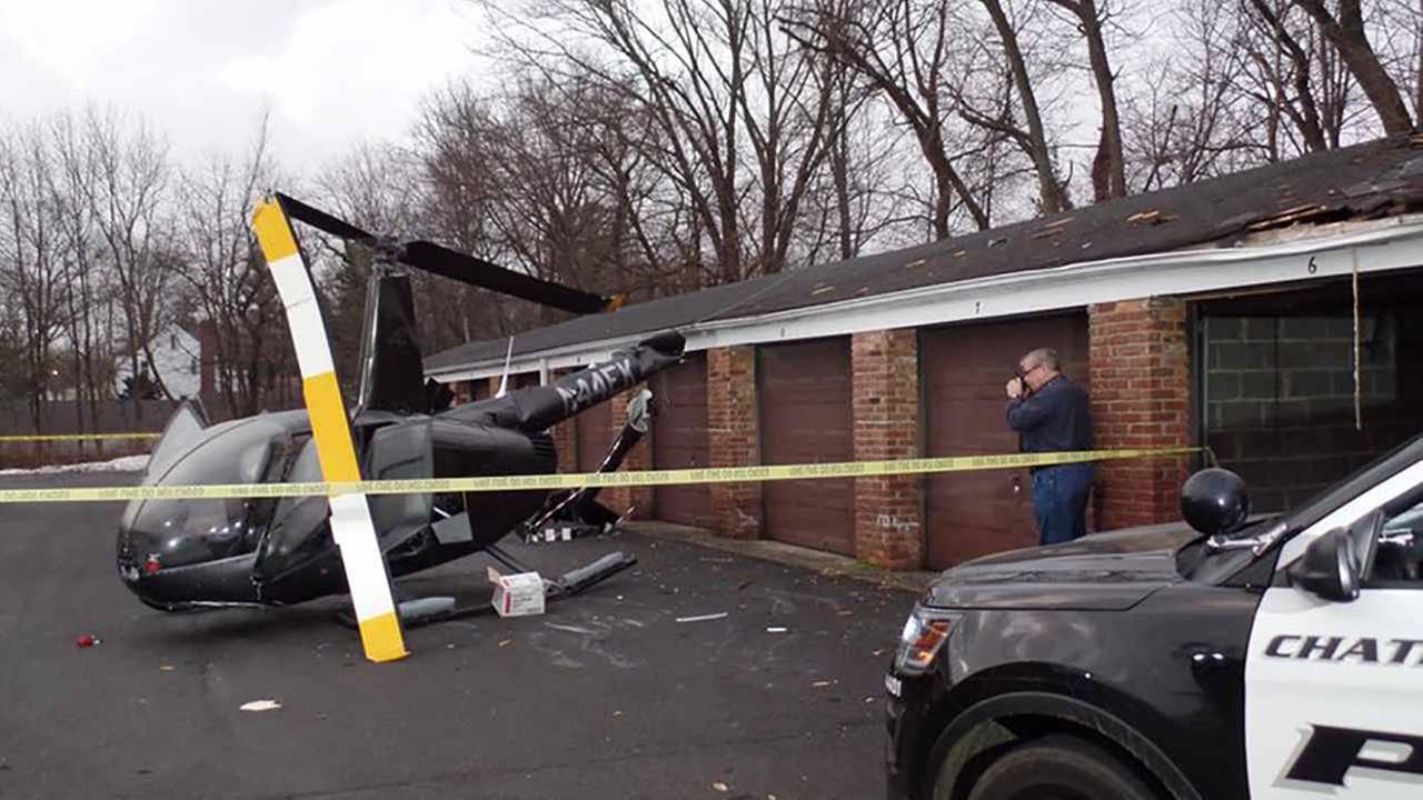 The NTSB is part of the investigation into a helicopter crash in New Jersey.