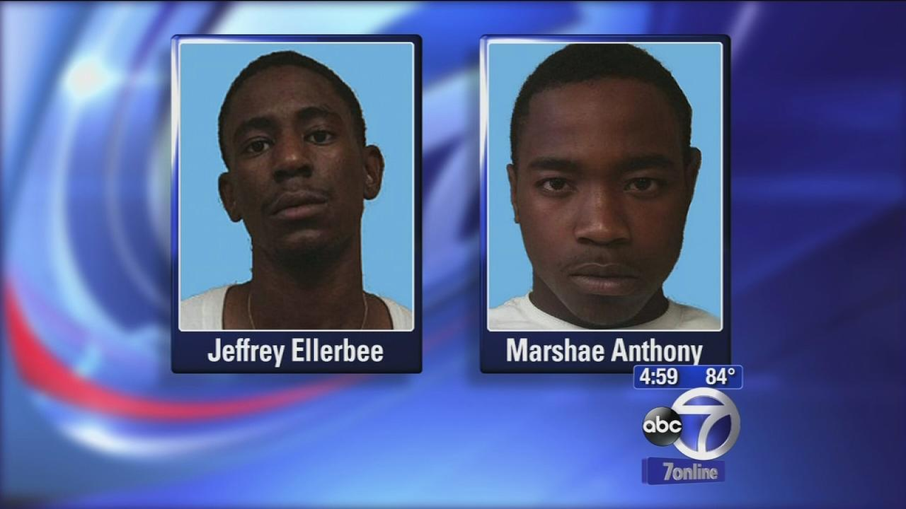 2 more arrested in shooting of Paterson girl