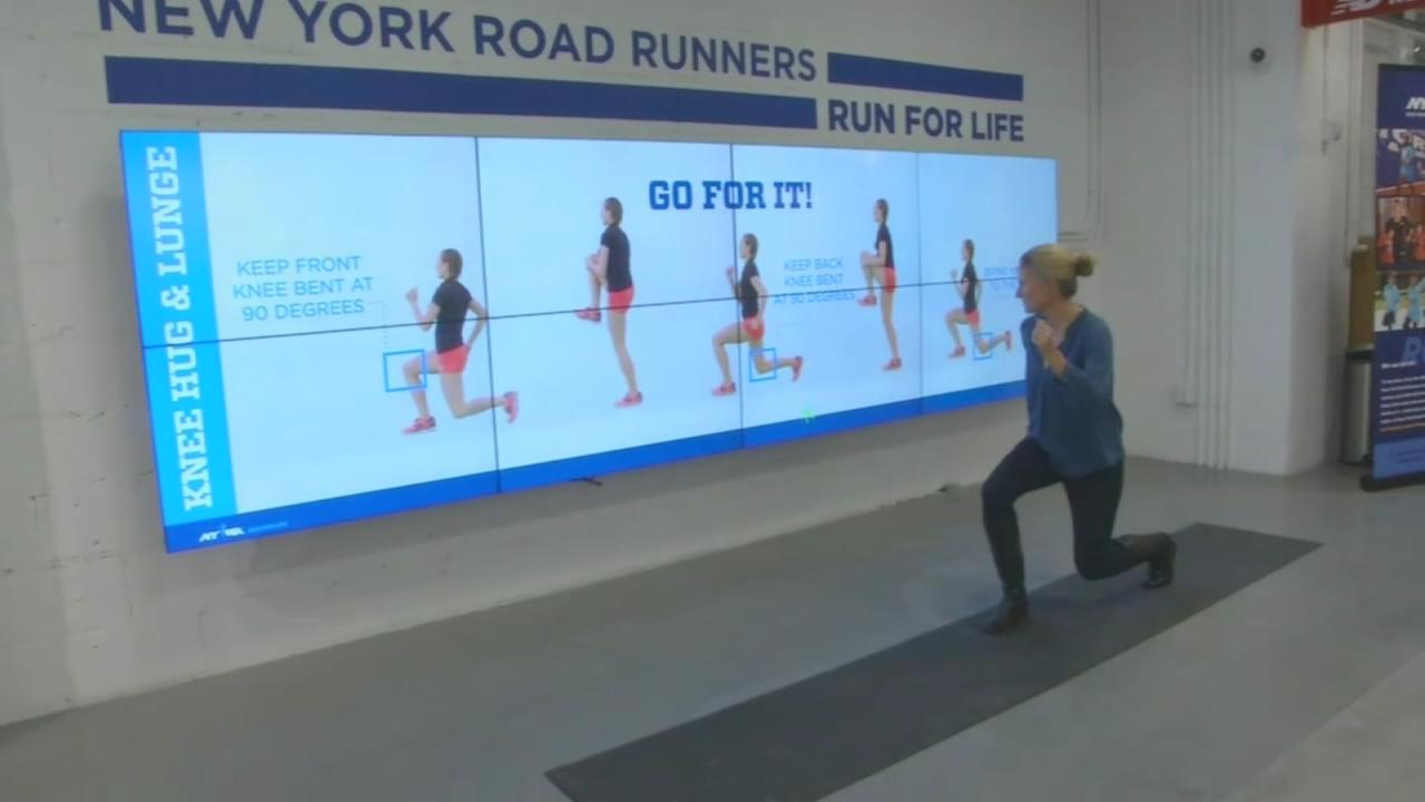 Inside look at NYRR RunCenter