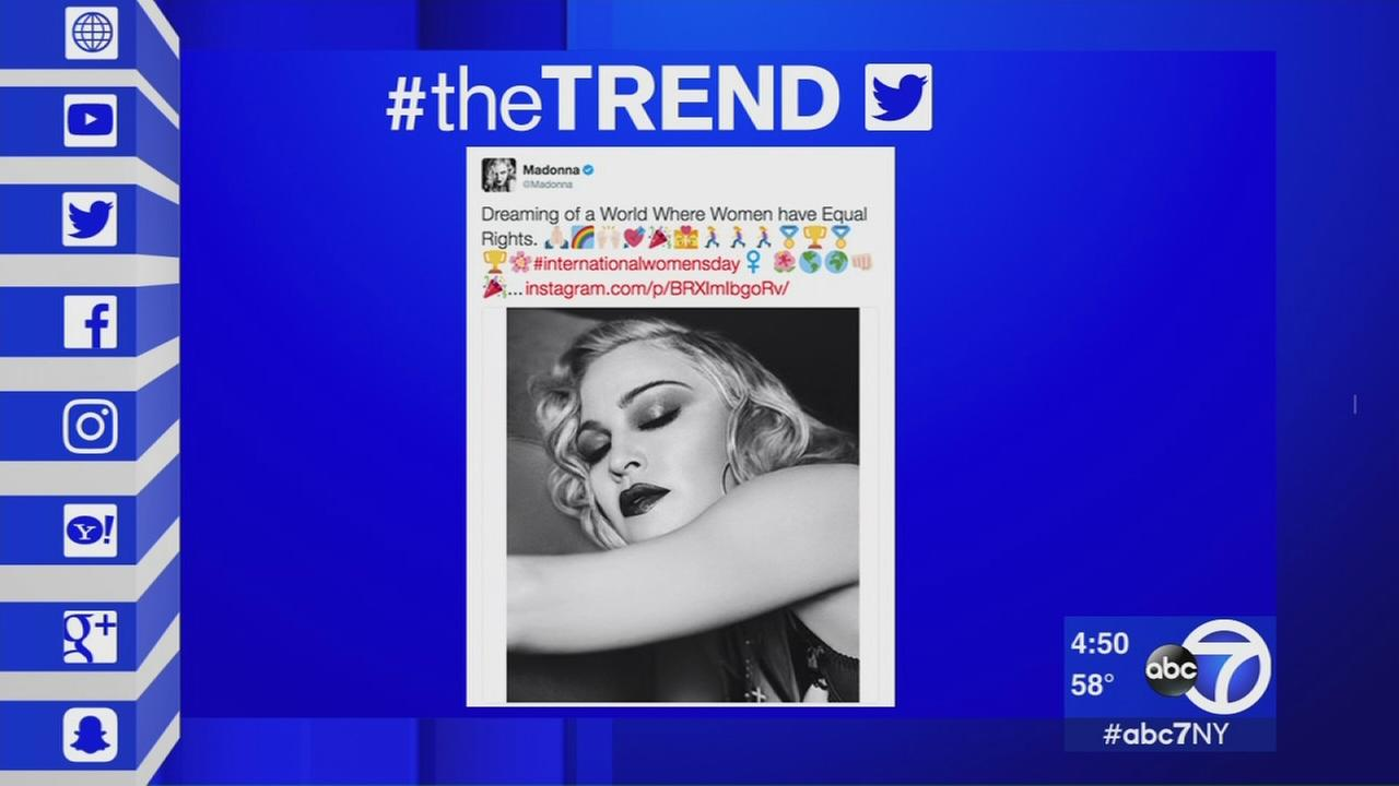 The Trend: International Womens Day