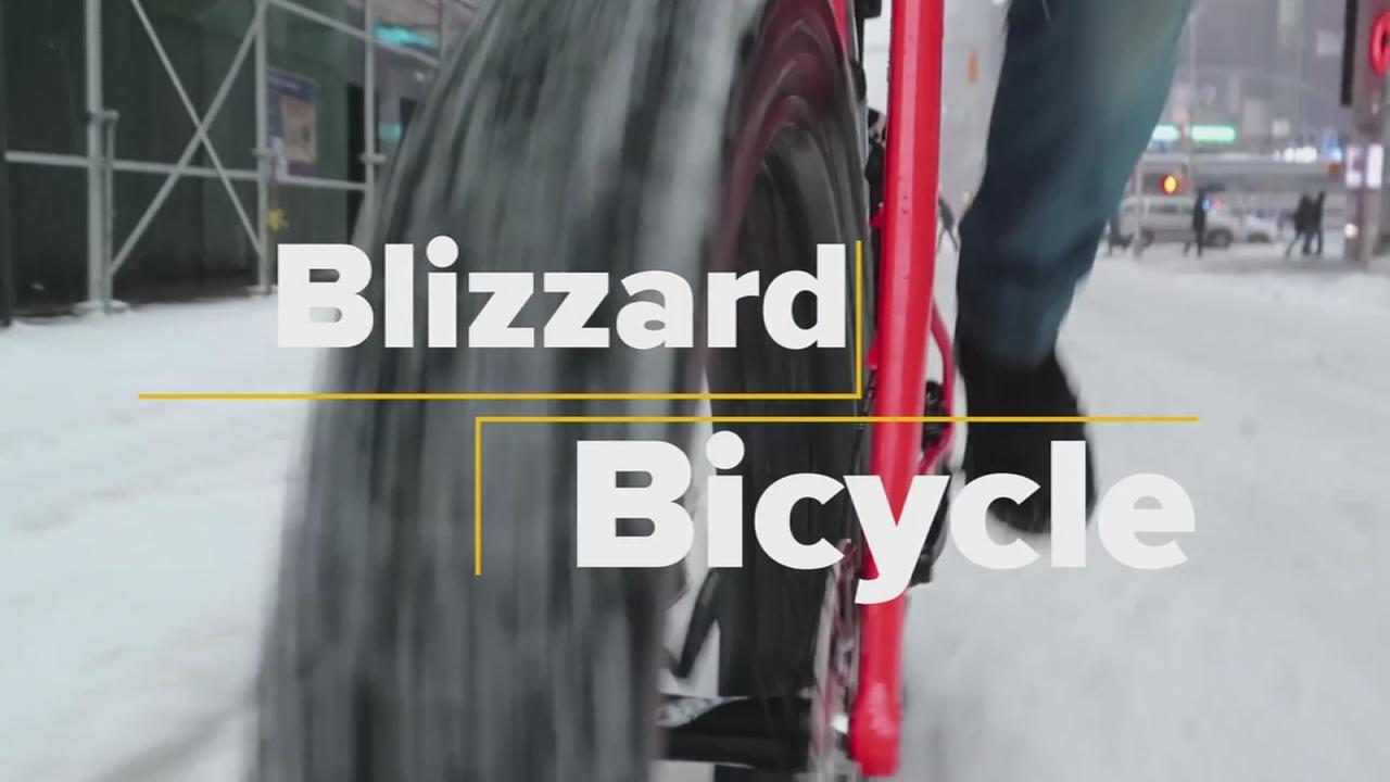 Check out the Blizzard Bicycle