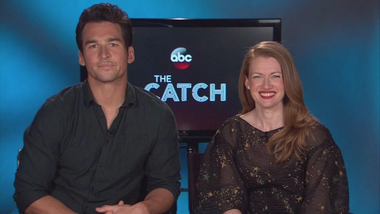 The stars of The Catch talk about whats new for season 2