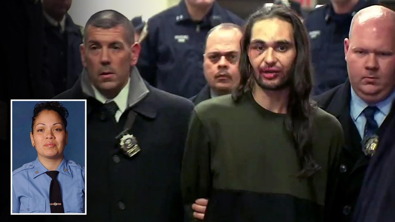 Man accused of killing EMT by running her over with ambulance has 31 prior arrests