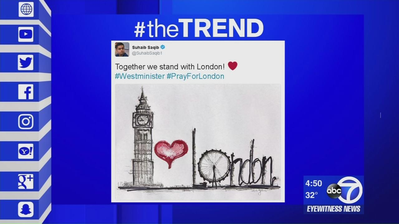 The Trend: London, P-Diddy, Walmart Cowboys and more
