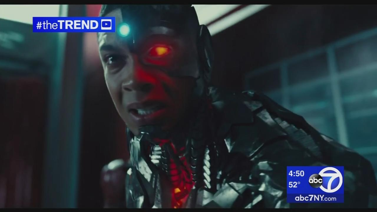 The Trend: New trailer for Justice League movie released