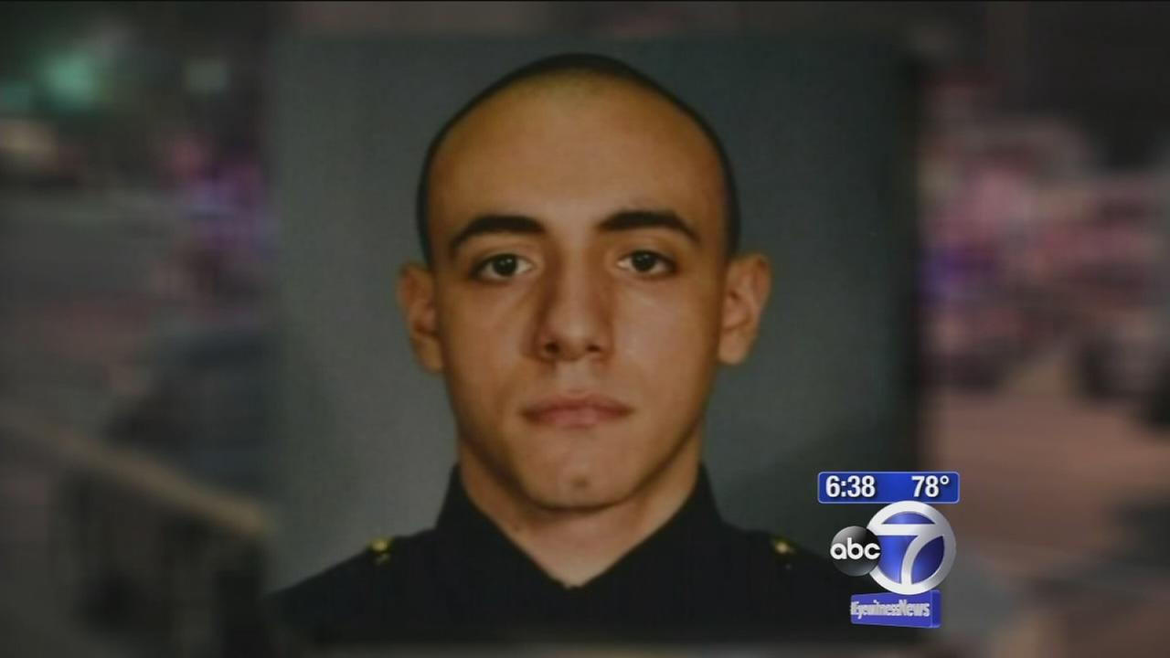 Jersey City officer fatally shot while responding to armed robbery call