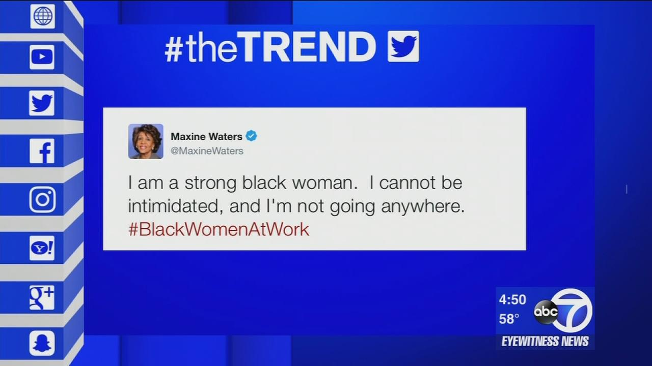 The Trend: #BlackWomenAtWork, John Legend, and Albert Einstein