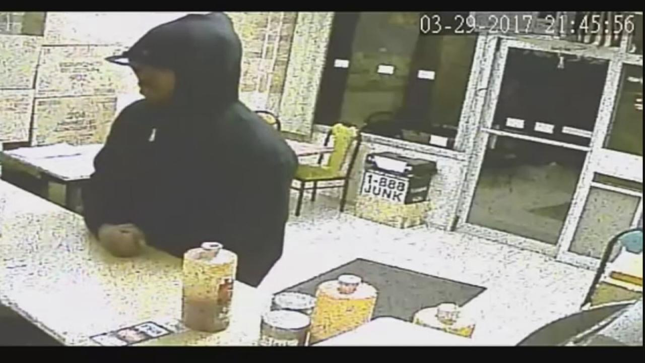 Suspect robs Chinese restaurant on Staten Island