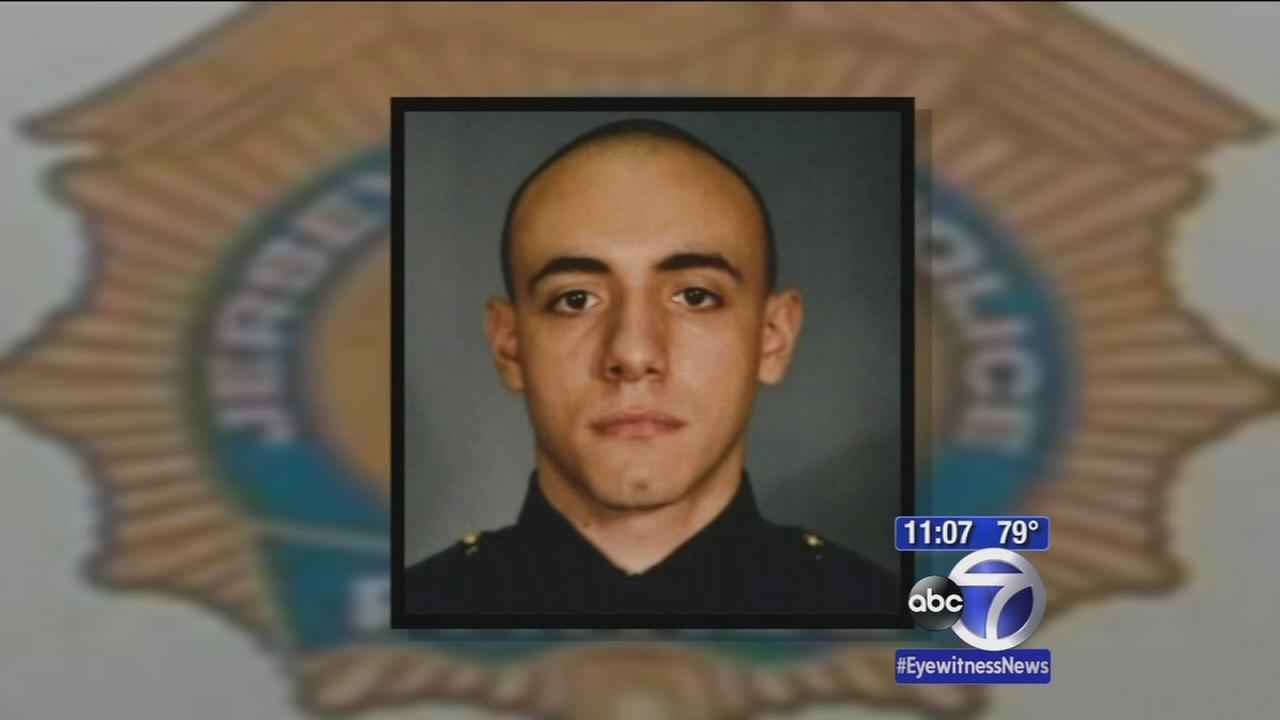Family, friends remember Jersey City officer fatally shot