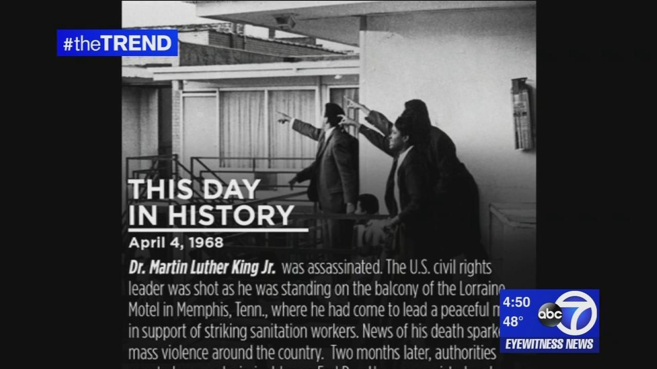 The Trend: Remembering Dr. Martin Luther King Jr.