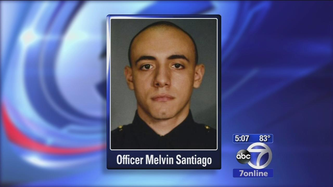 Jersey City mourns slain rookie police officer