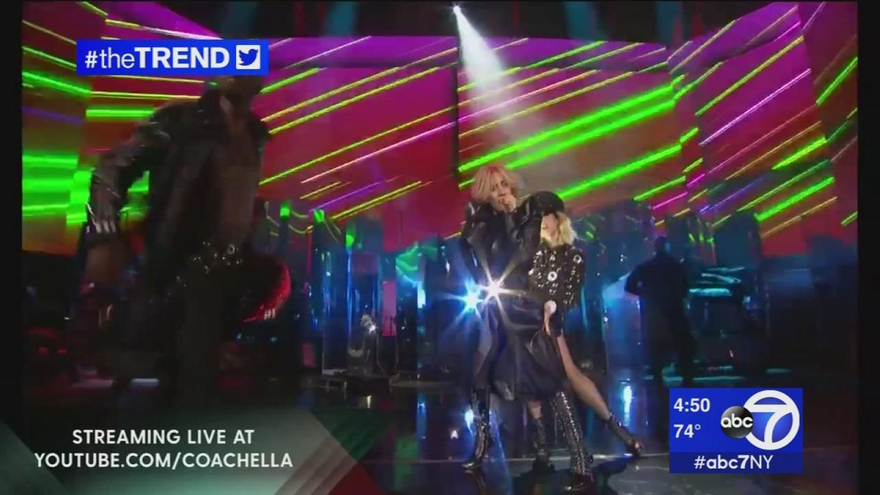 The Trend: Celebrity Easter, Janet Jackson, Lady Gaga