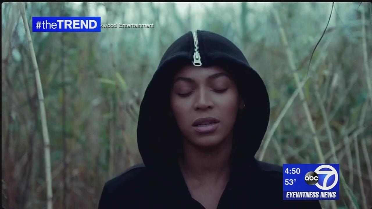The Trend: Beyonce creates scholarship fund