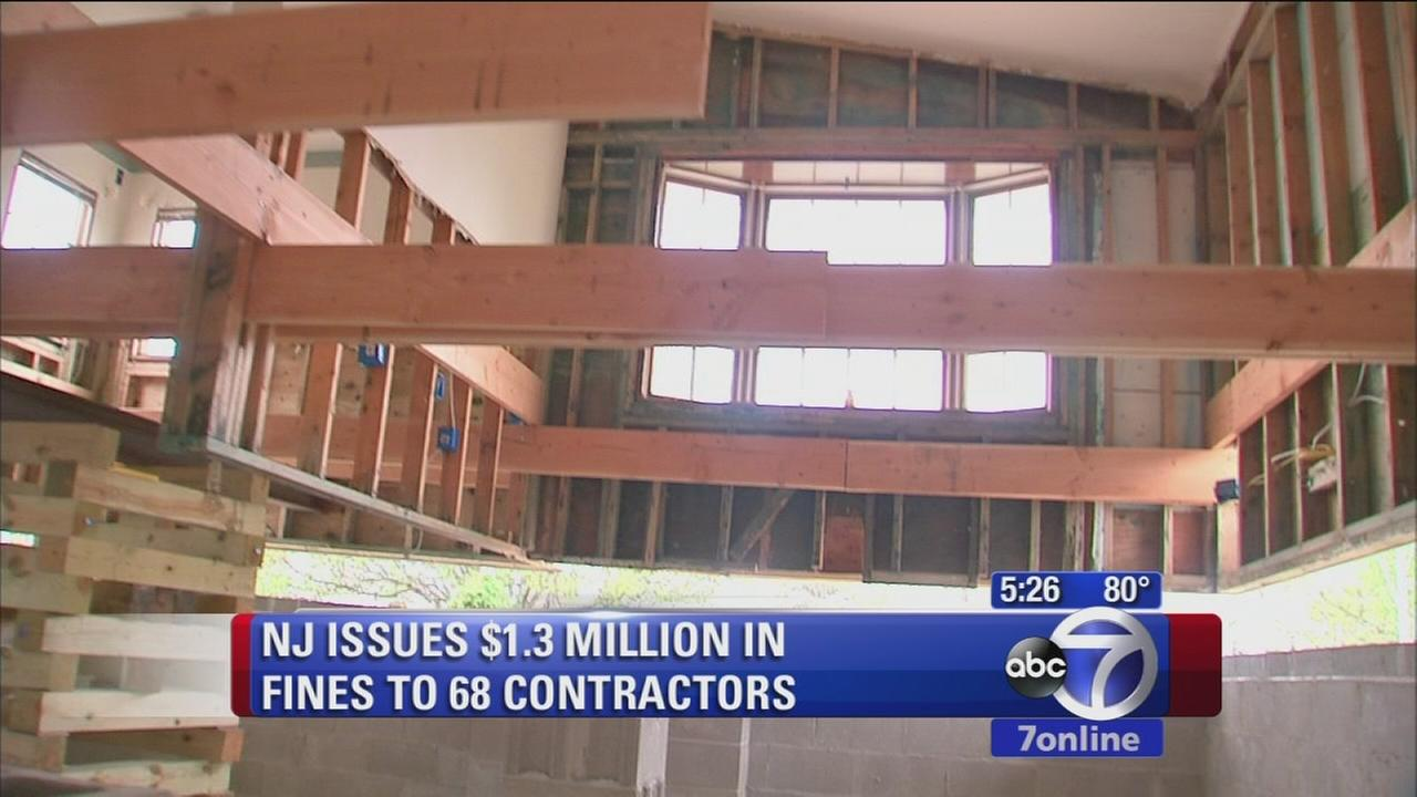 Contractor crackdown: How to protect yourself