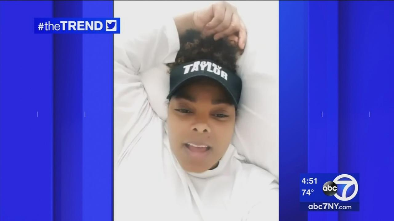 The Trend: Janet Jackson talks about breakup with her husband
