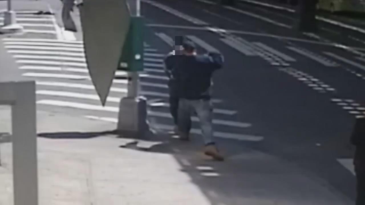 Elderly man attacked in the Bronx