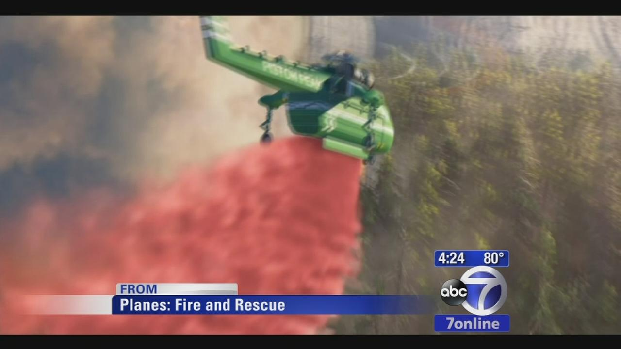 Review: Planes and Fire Rescue