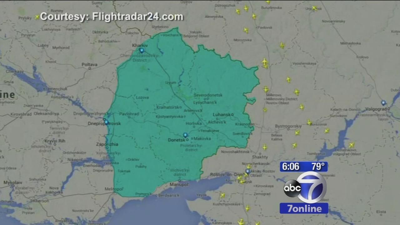 UNs ICAO did not deem Ukranian airspace unsafe