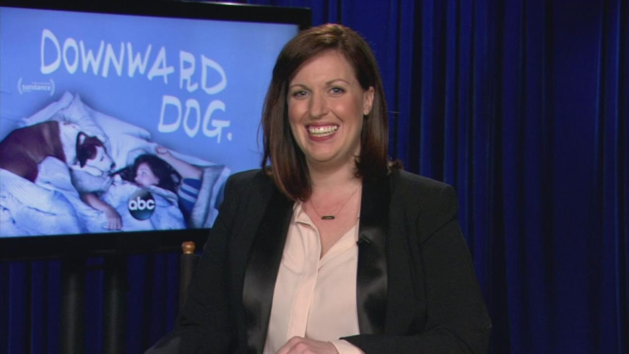 Allison Tolman talks about ABCs newest comedy Downward Dog