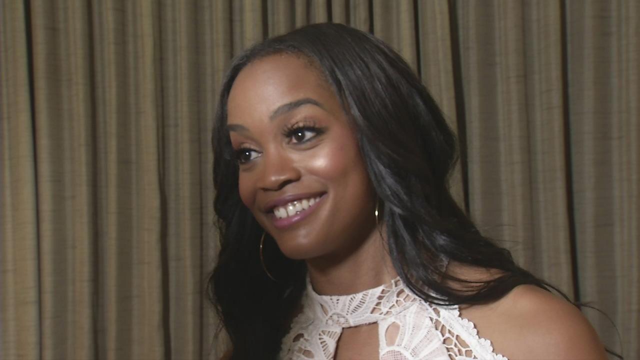 Bachelorette Rachel Lindsay talks to Eyewitness News