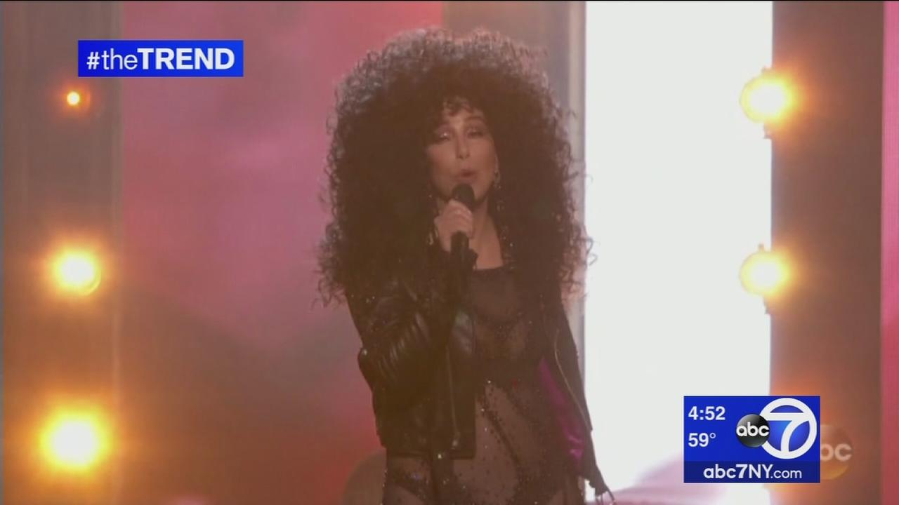 The Trend: Cher performs at Billboard Music Awards