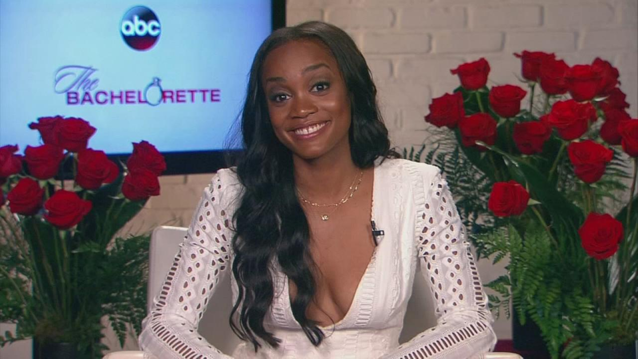 Rachel Lindsay on week 1 of The Bachelorette and whats coming up next