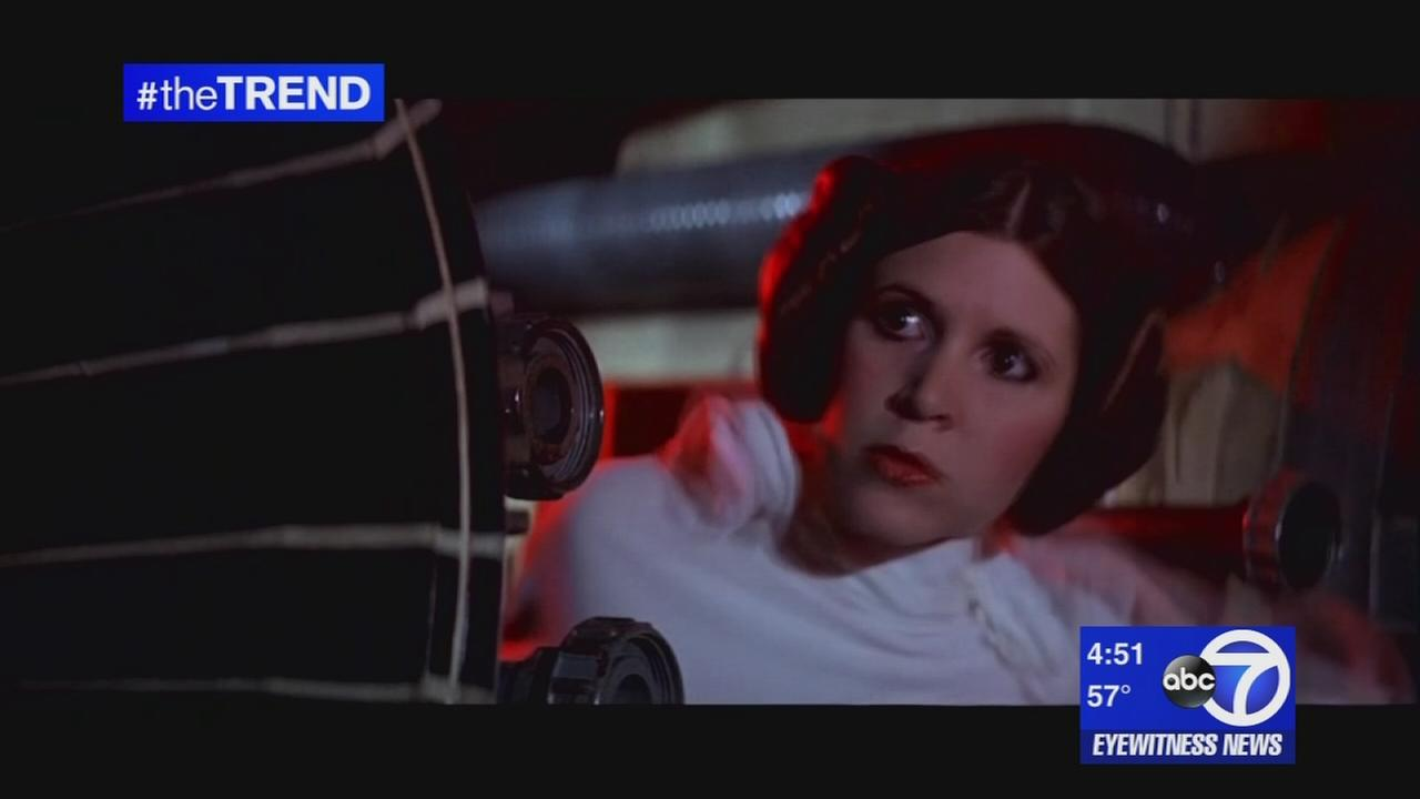 The Trend: Star Wars released 40 years ago today