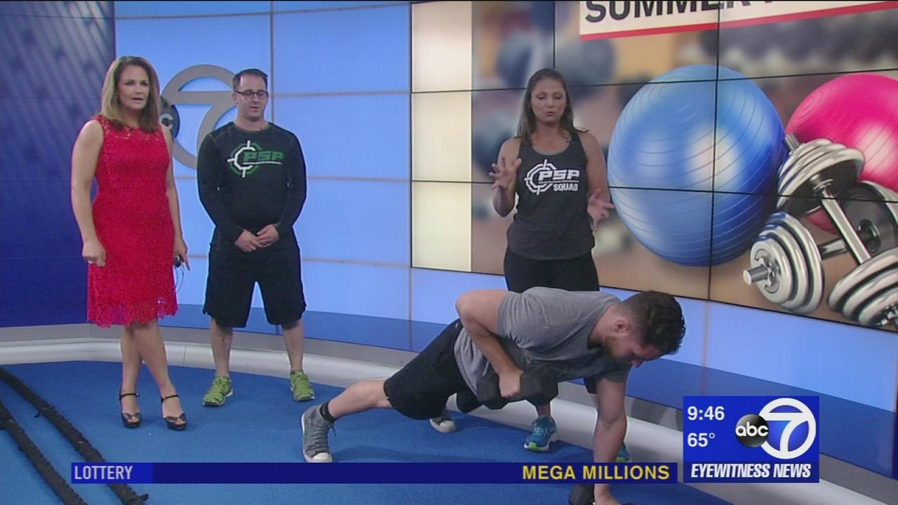 In studio guests:  Precision Sports Performance