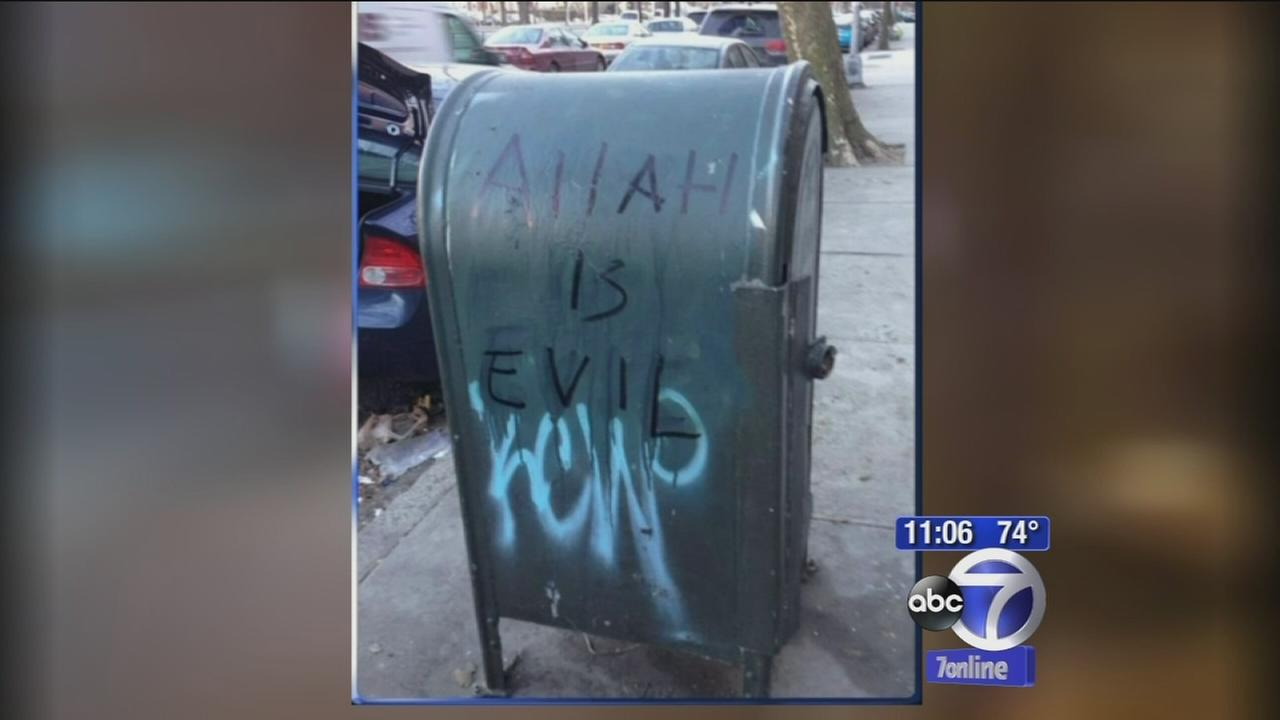 Muslims in Brooklyn feel backlash from Middle East unrest>