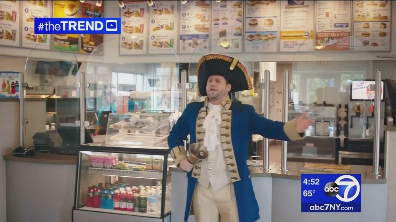 The Trend: White Castle offers fairytale wedding